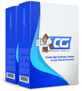 Content Gorilla is a powerful all-in-one Content Creation Suite