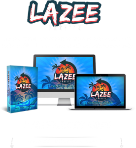 Lazee Profitz Create a Passive Income Business With 1-Click