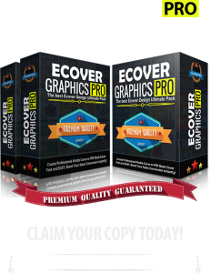 eCover Graphics Pro V3 Claim Your Copy Today!