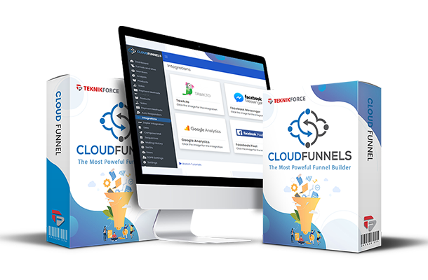 CloudFunnels - The Funnel Builder You Can Host on Your Hosting